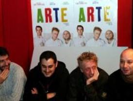 'Arte' vuelve a Madrid con Javier Martín y Quique San Francisco