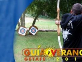 Ya está disponible la 'Guía de Verano de Getafe 2010'