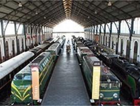 Jornadas de puertas abiertas en el Museo del Ferrocarril