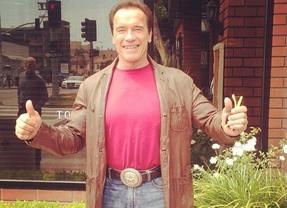 Schwarzenegger da salida a la Reebok Spartan Race en Madrid