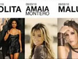 El festival 'Creadoras' reunirá en el Metro a Amaia Montero, Lolita y Malú