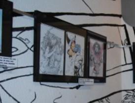 La exposición de cómic 'Tempus Fugit', en Alcalá