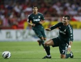 El Madrid trata de levantarse en Liga