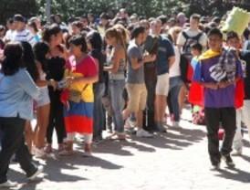 El Parque de Atracciones celebra el día de Ecuador con música y gastronomía