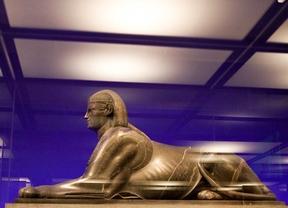 Animales del antiguo Egipto conquistan Madrid