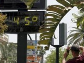 Sigue la alerta amarilla en Madrid por las altas tempetarutas