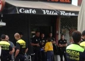 Detenido en Salamanca el policía acusado de matar a su socio en un bar de Hortaleza