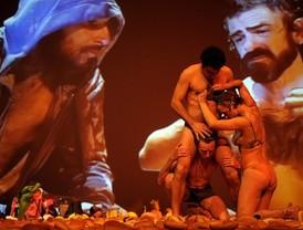 Gólgota picnic: concierto para actores