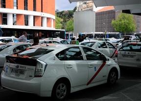 El sector del taxi convoca un paro nacional para el 3 de octubre