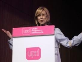 UPyD exige la reforma de la Ley Electoral para pactar y listas 'limpias' de corrupción