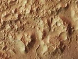 Hallan nuevas evidencias de cambios en el nivel del mar en Marte