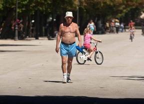 Alerta amarilla por el calor: los termómetros alcanzarán los 37º