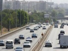 Tráfico lento en algunas carreteras