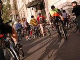 El PSOE exige un 'Plan Bici' para Atocha, Recoletos, Castellana y Sol