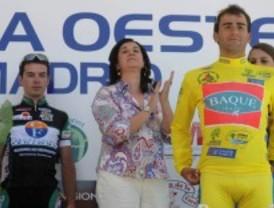 El argentino Díaz gana la Vuelta a la Comunidad de Madrid
