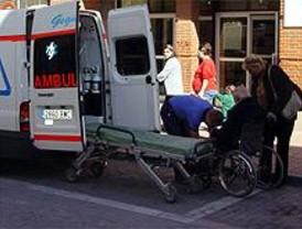 Las ambulancias desconvocan los paros parciales