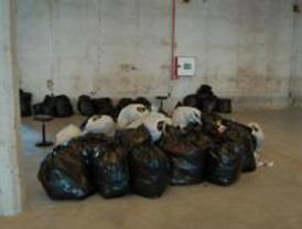 Discrepancia de datos ante la huelga de basura