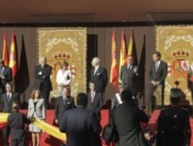 Llamazares critica que las calles de Madrid sean un