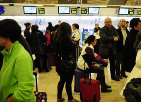Barajas sufrió una caída del 18,1% de pasajeros 'low cost' hasta octubre