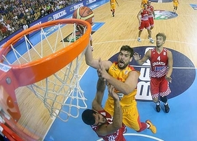 España comienza el Eurobasket con buen pie