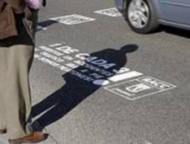 El 91,5% de los peatones muertos en 2007 no cruzaban por el paso de peatones