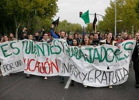 El Sindicato de Estudiantes convoca huelga general el 26 y 27 de marzo contra la LOMCE