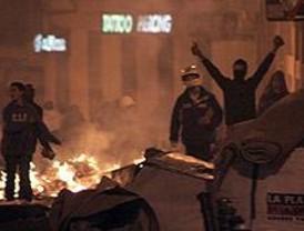 Críticas a la Junta Electoral por permitir concentraciones ultras
