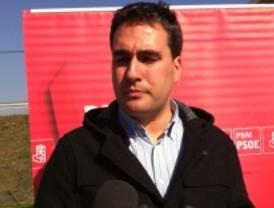 Dimite Espino, el candidato a la lista socialista de Torrejón