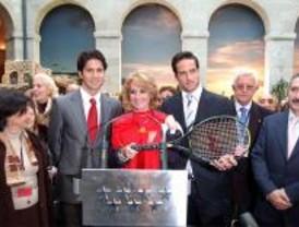 Aguirre, Feliciano López y Verdasco inauguraron este jueves el Belén de Sol