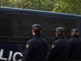 Detenido por morder a un policía