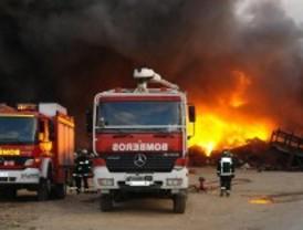 Aumentan los vertederos con riesgo de incendio