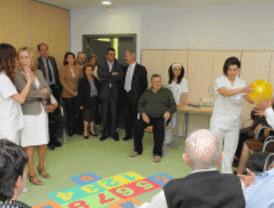 Carabanchel estrena un centro de día para enfermos de Alzheimer