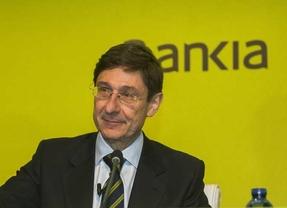 Goirigolzarri anuncia que en 2015 Bankia podría pagar dividendos a los accionistas