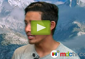 Nepalí en Madrid: