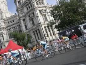 La última etapa de la Vuelta Ciclista produce cortes en el centro de Madrid