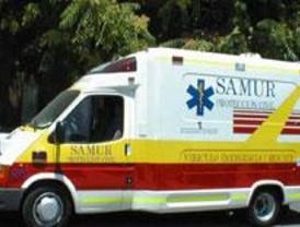 Muere un motorista tras chocar con un coche en Vallecas