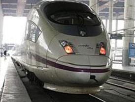 Adif invierte 308,8 millones en el AVE Madrid-Valencia
