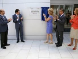 El nuevo laboratorio de aguas depuradas del Canal está ubicado en Majadahonda
