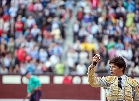 Oreja para Francisco José Espada