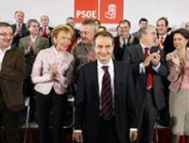 La lista del PSOE al Congreso por Madrid cuenta con 16 mujeres y 19 hombres