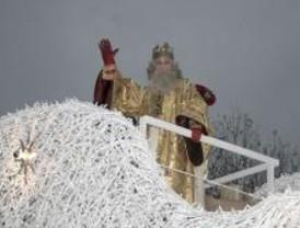 Chamartín recibe a los Reyes Magos en su Cabalgata