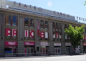 El Teatro Circo Price, sede principal de los Veranos de la Villa