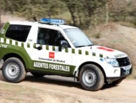 Los agentes forestales estrenan 20 vehículos