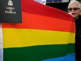 Gays y lesbianas protestan en Génova por las declaraciones 'homófobas' del PP