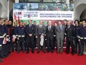 Segunda edición de los Juegos Europeos de Policías y Bomberos