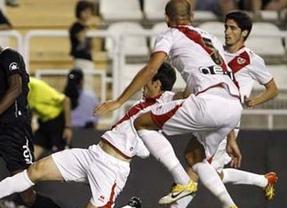 El Rayo cae en Mestalla