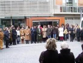 Los municipios de Madrid se concentran contra el terrorismo
