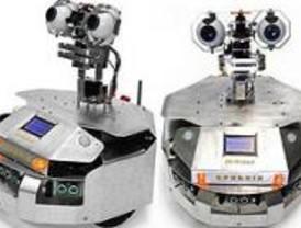 """Guiado autónomo de robots en """"espacios inteligentes"""""""