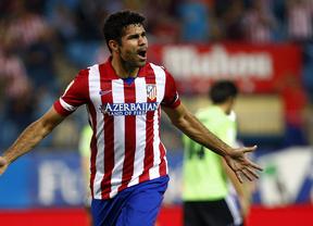 Diego Costa hace suyo el Bernabéu