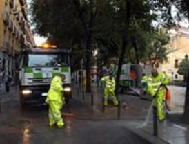 Chamberí y Moncloa invertirán 150 millones en limpieza hasta 2013